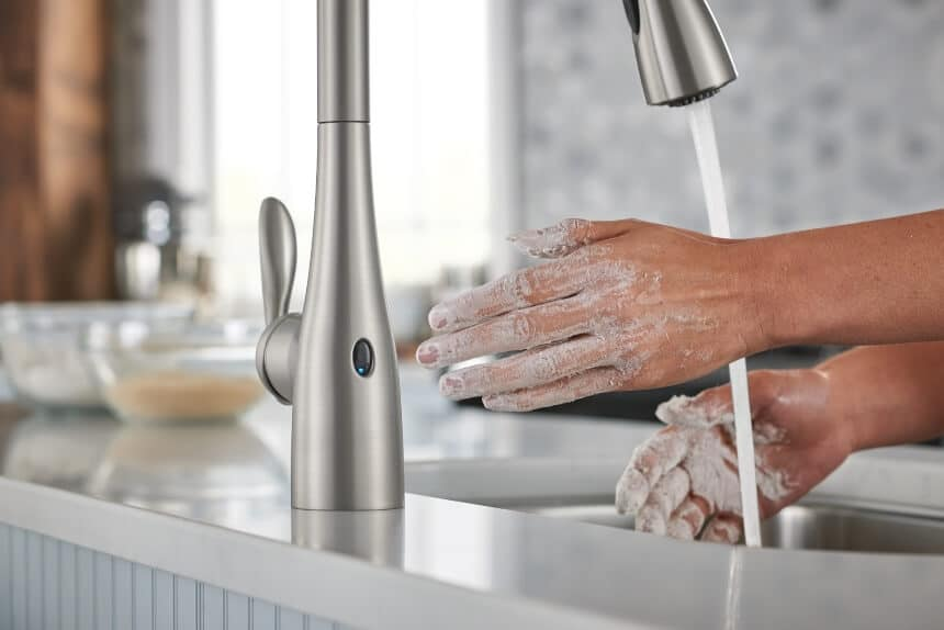 How Does Touchless Faucet Work - Simple Explanation