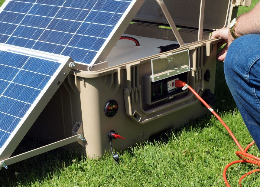 How to Calculate Solar Panel Battery and Inverter in Simple Terms