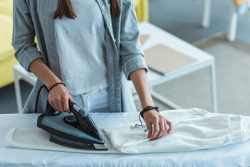 How to Iron Polyester: Tips and Tricks
