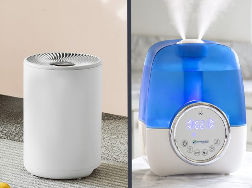 Evaporative vs Ultrasonic Humidifiers: Detailed Comparison and Features Explained