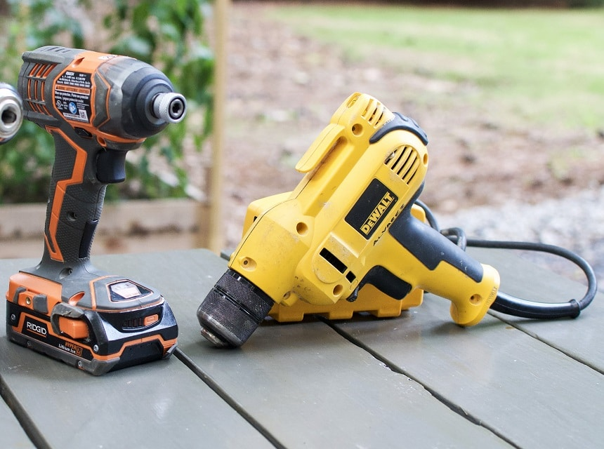 Screw Gun vs Drill: In-Detail Comparison of Features and Functions