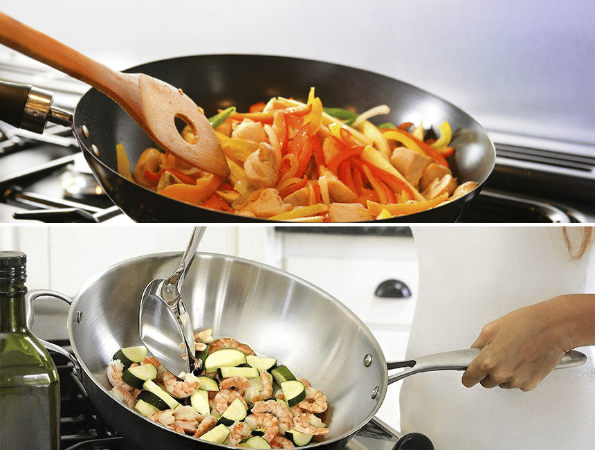 7 Great Woks to Use on Electric Stoves – No Need to Get Extra Burners!