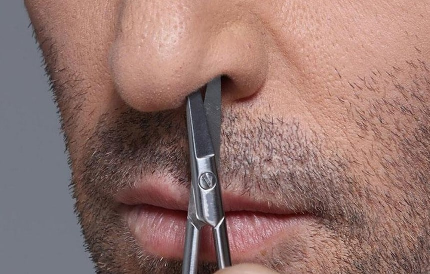 How to Use a Nose Hair Trimmer: The Entire Process Step by Step