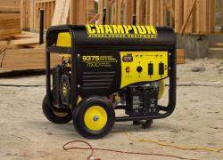 Top Five 7500-Watt Generators to Meet All Your Power Demands