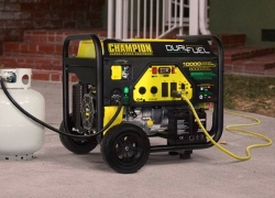 8 Great Dual Fuel Generators – Reviews and Buying Guide