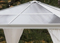 7 Spectacular Hardtop Gazebos – Reviews and Buying Guide
