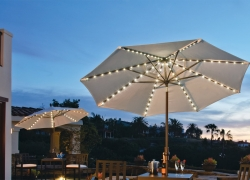 7 Best Patio Umbrella Lights – No Need to Stop the Party after Dusk