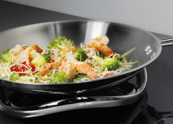 4 Incredible Induction Woks for Fast and Easy Cooking Process