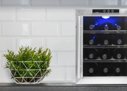 9 Fantastic Space-Saving Small Wine Coolers