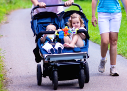 Top 5 Double Jogging Strollers For Fitness Fanatics