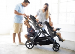 Top Five Triple Strollers for Big Families
