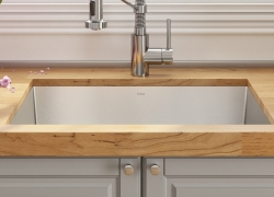 8 Undermount Kitchen Sinks to Emphasize the Beauty of Your Countertop