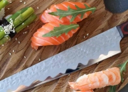 6 Sharpest Sushi and Sashimi Knives for Chefs and Sushi Enthusiasts