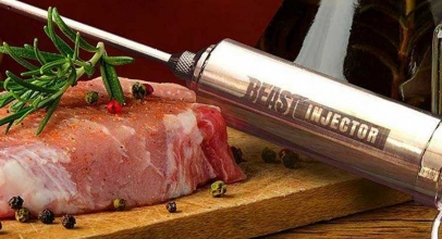 8 Best Meat Injectors – Make It Delicious in 2018